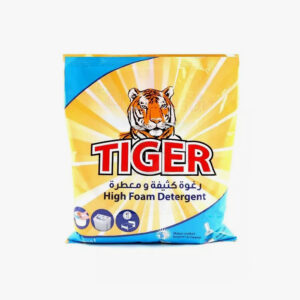 High foam detergent powder, with a unique formula, gives you better stain removing power, brighter whiteness and floral freshness Super power with improved formula to suit top loading washing machines and hand washing