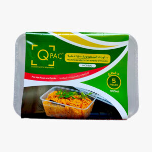microwave containers with lids 500ml